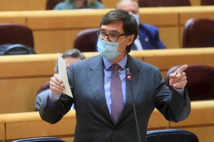 Madrid pide levantar la orden de Sanidad, que ya se fía de los datos regionales 2
