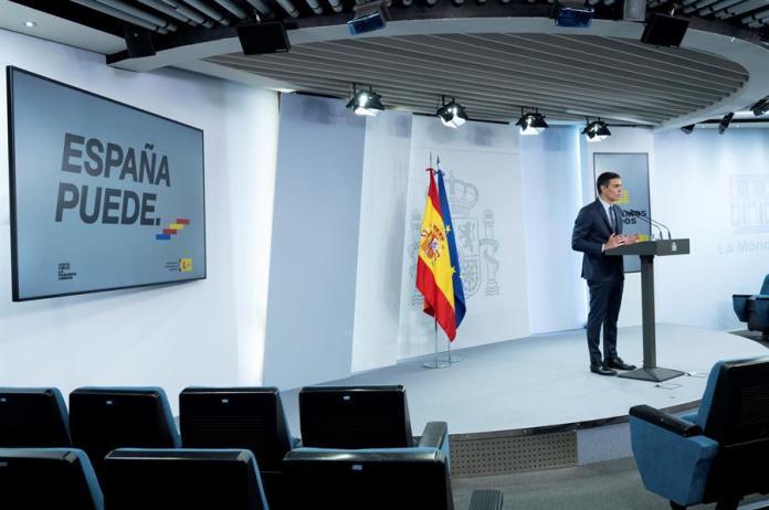 Estado de alarma hasta mayo: toque de queda, 'fronteras' y reuniones de seis 4