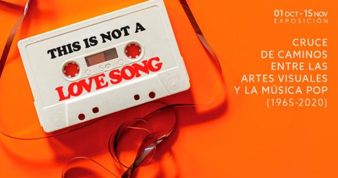 'This is Not a Love Song', artes visuales y pop en el Centro Cultural de la Villa 1