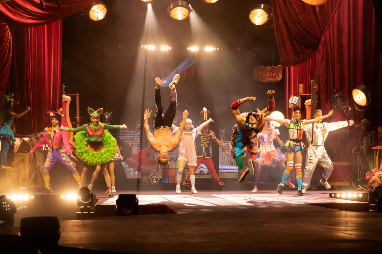Circo Price estrena su mágica cita con la Navidad 1