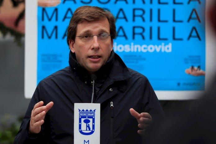 Madrid cierra la puerta a un nuevo confinamiento 1