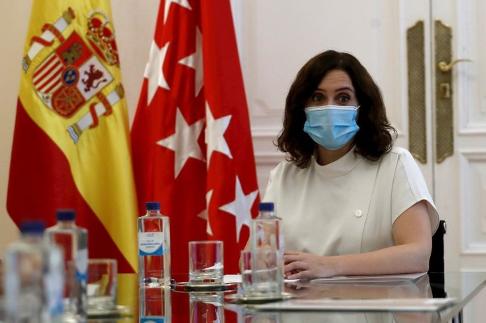Madrid celebra la Almudena del coronavirus 1