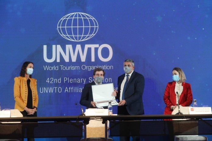 Madrid acoge la 42ª sesión plenaria de la Organización Mundial del Turismo 2