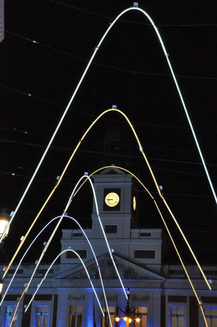 La luz de la Navidad inunda Madrid 6