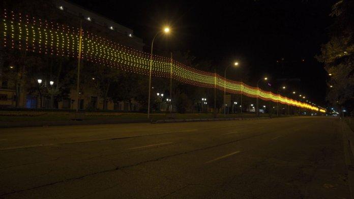 La luz de la Navidad inunda Madrid 12