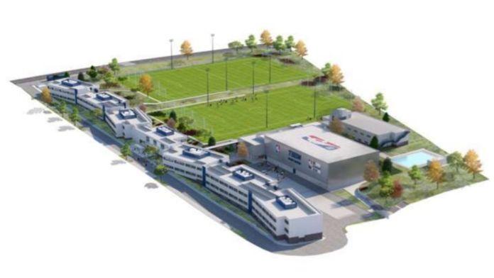 Nuevo centro de NBA en Villaviciosa