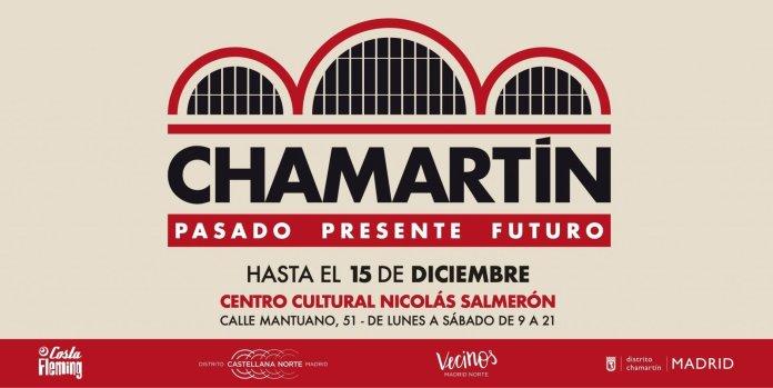 'Chamartín: pasado, presente y futuro': la historia de un distrito en imágenes 1