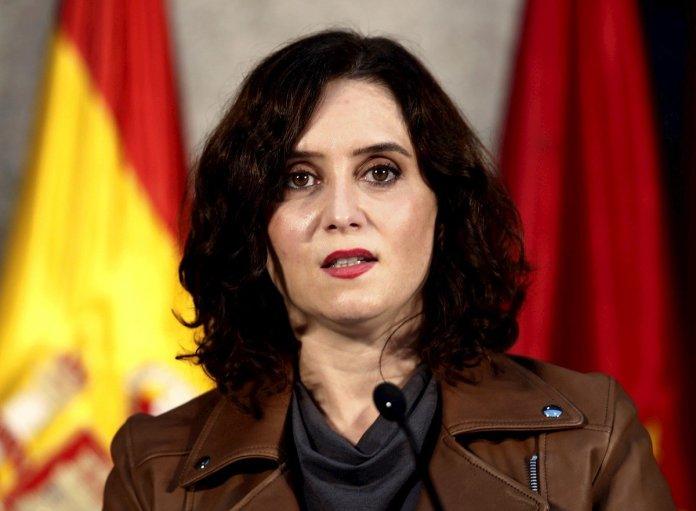 Ayuso advierte que llevará la armonización fiscal al Constitucional 1