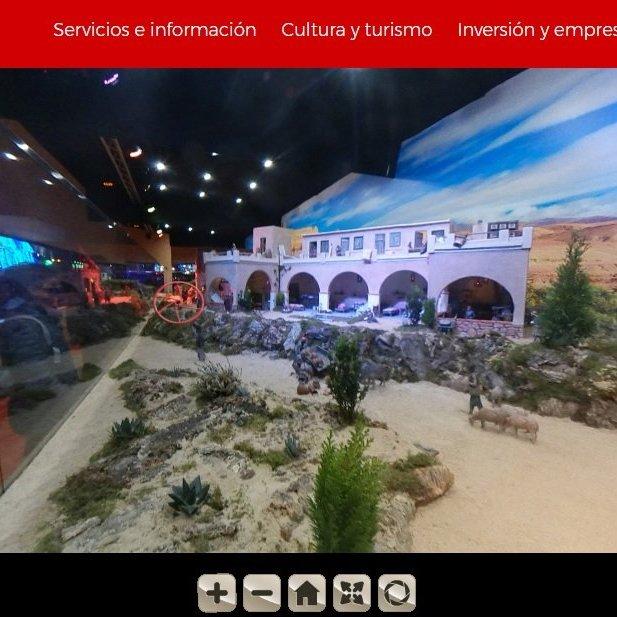 Una visita virtual al Belén de la Comunidad de Madrid 4