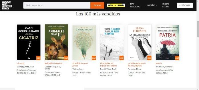 Todostuslibros de las librerías independientes de Madrid 2