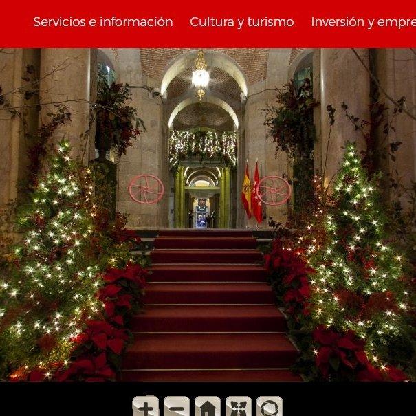 Una visita virtual al Belén de la Comunidad de Madrid 2