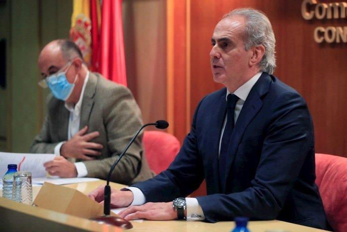 Madrid reduce el aforo de las cenas de Navidad: solo seis personas por mesa 1