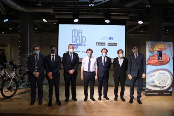 Madrid Mobility 360, una app para 'dominar' todos los medios de transporte 1