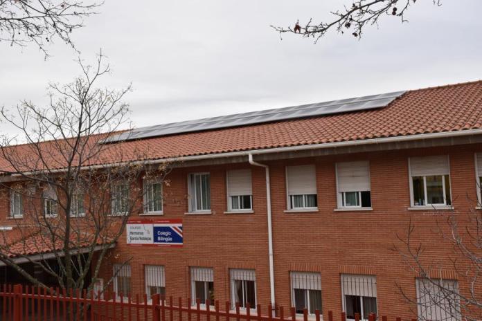 Este colegio público de Villaviciosa consume su propia energía eléctrica 1