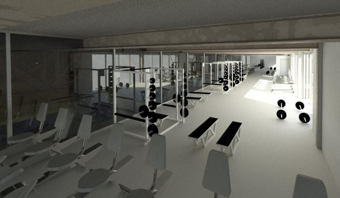 El Centro Deportivo La Cebada abrirá sus puertas el próximo otoño 3