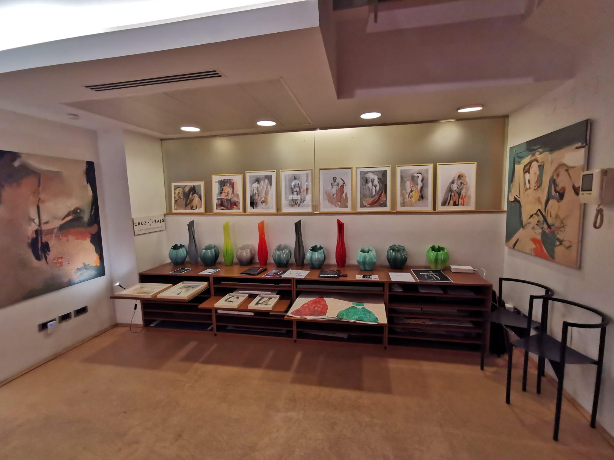 La galería de arte Cruz Bajo presenta la exposición colectiva 'Navidad 2020' 4