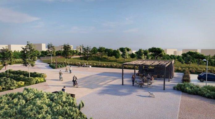 Aprobado el proyecto del nuevo parque Central de Valdebebas 1