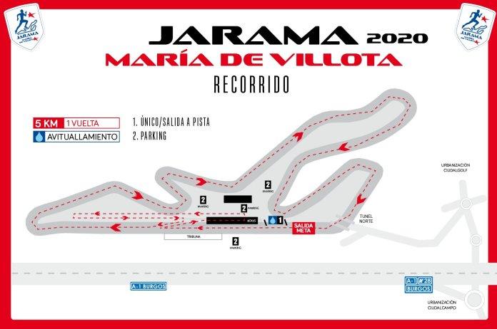 La carrera Jarama María de Villota 2020, presencial y virtual 2