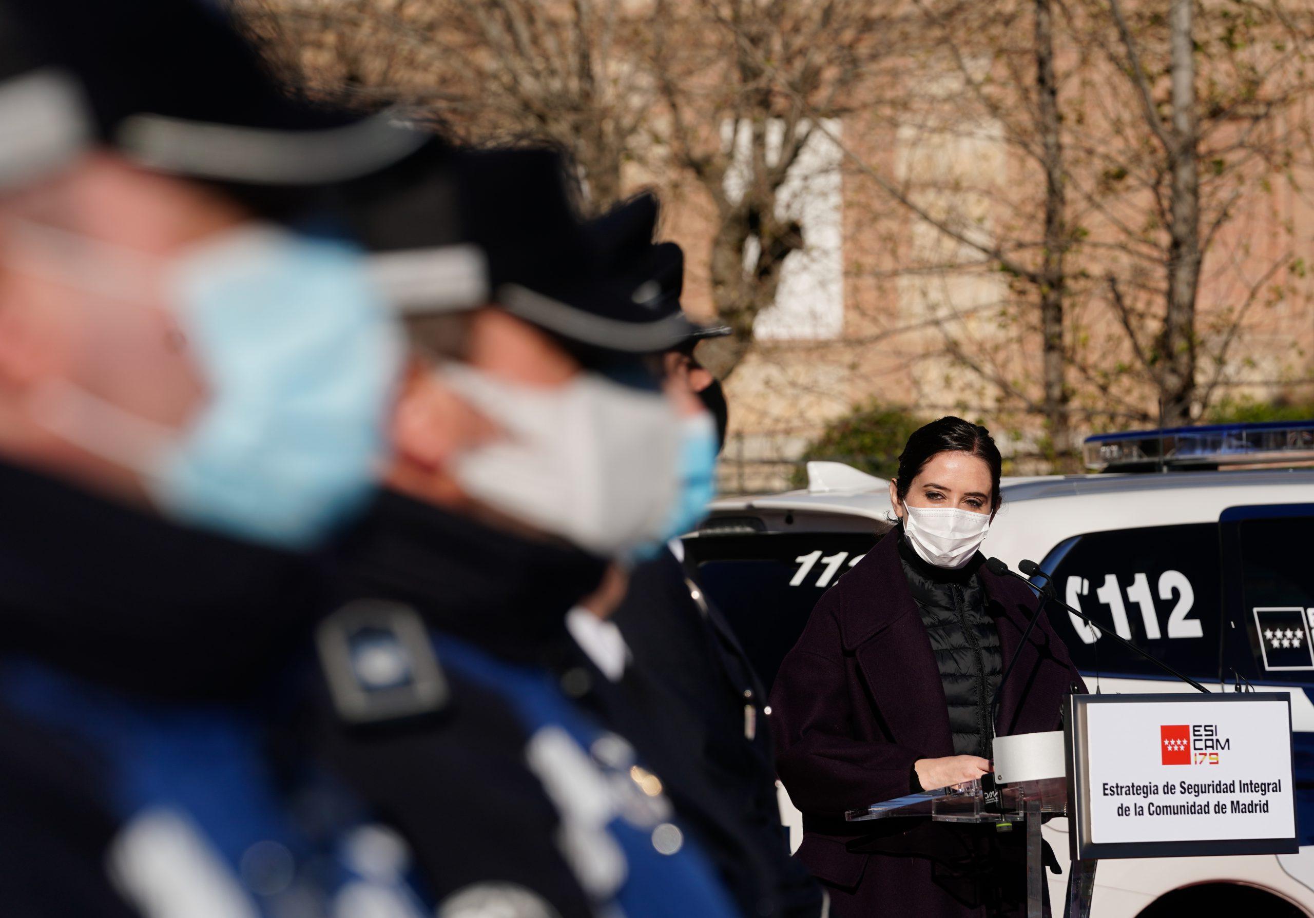 Esicam179: la nueva policía autonómica de Madrid, en todos los municipios 1