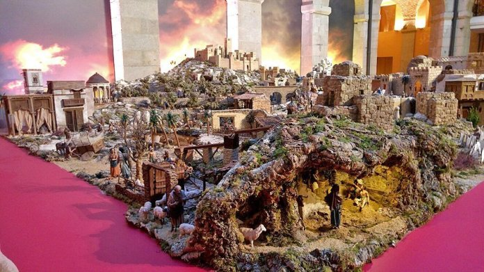 Ruta de Belenes de Madrid para contemplar esta Navidad 1