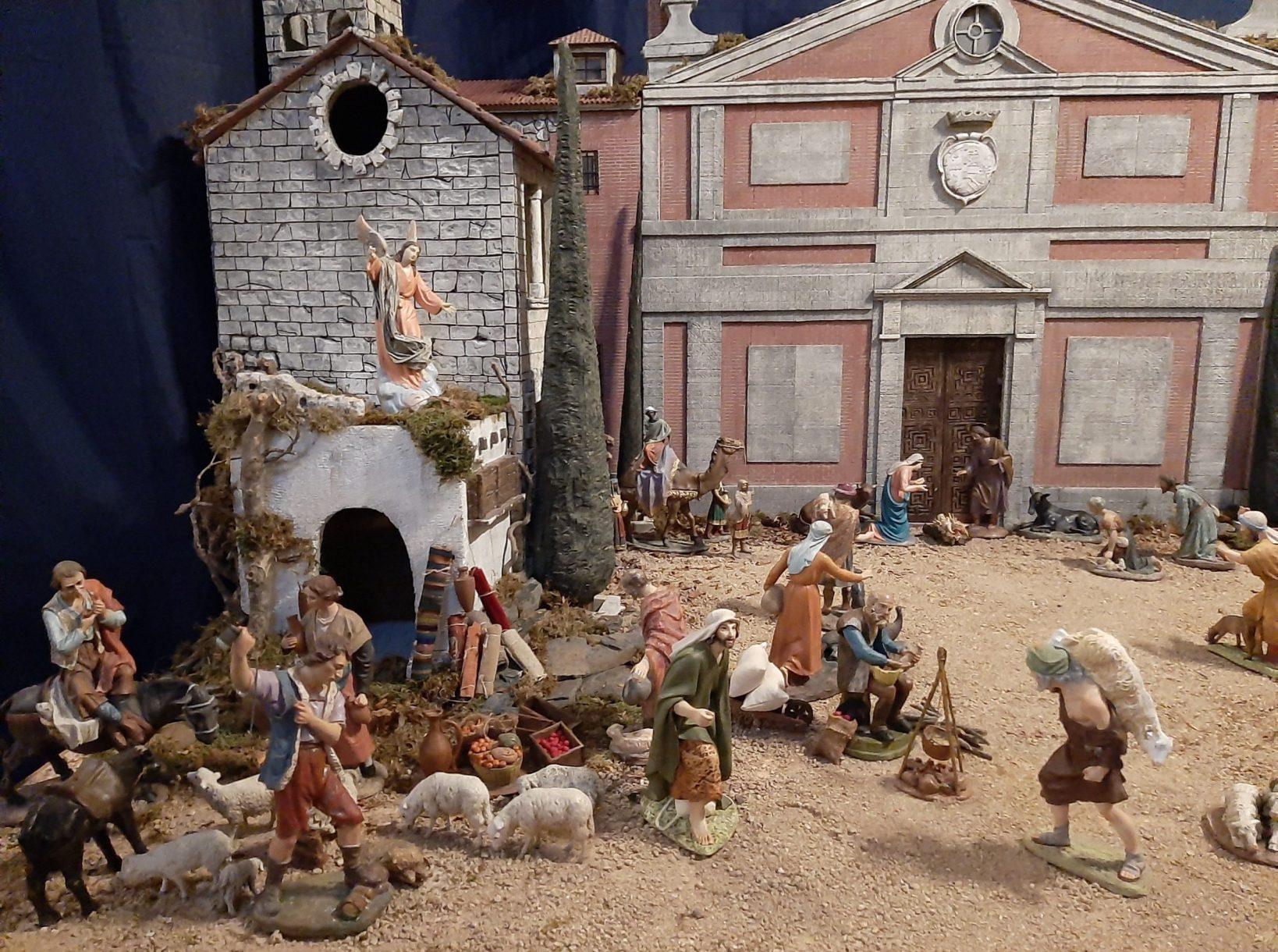 Ruta de Belenes de Madrid para contemplar esta Navidad 5