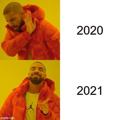 Los memes para enviar un Feliz Año 2021 en WhatsApp 3