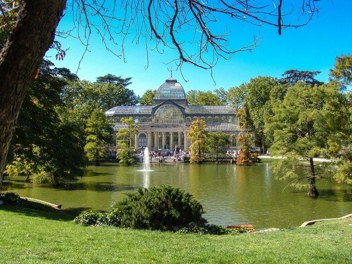 Descubre los mejores parques de Madrid que merece la pena que visites 1
