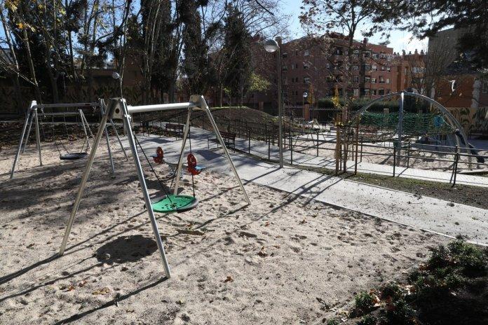 El nuevo parque Isabel Clara Eugenia de Hortaleza 3