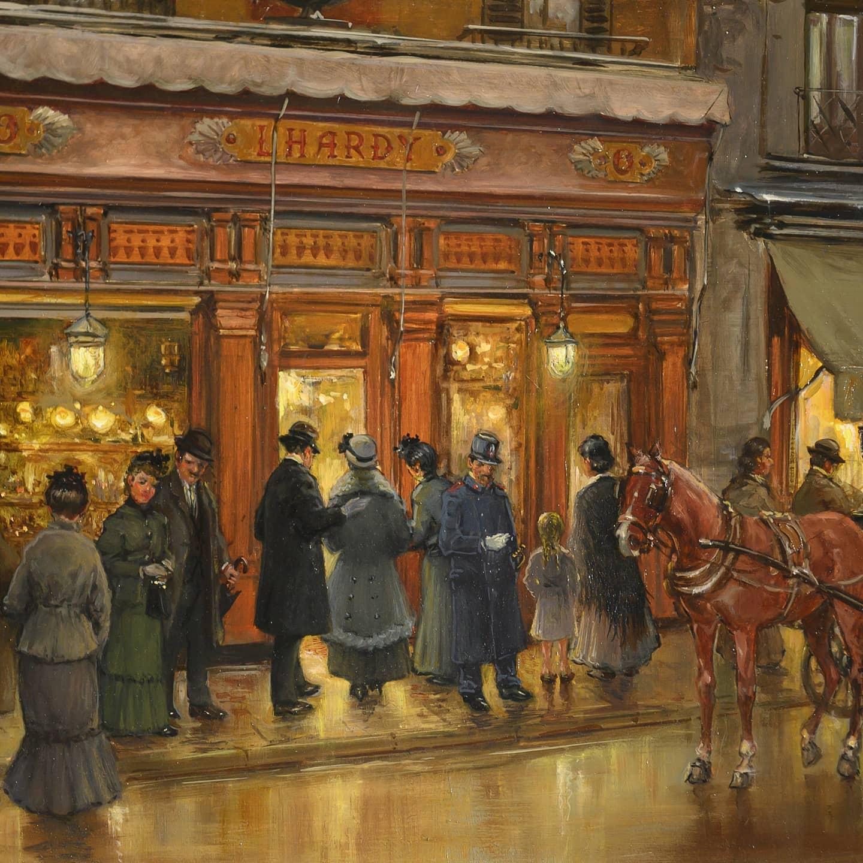 Restaurantes centenarios de Madrid: cultura y turismo de interés general 2