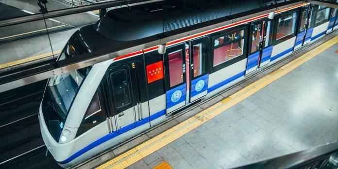 De excursión online al Metro de Madrid 2