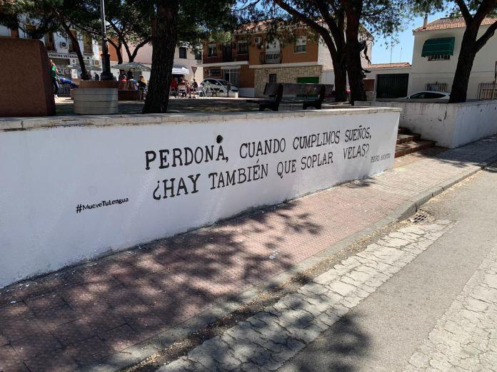 Mensajes literarios para dar vida a las calles de Rivas 1