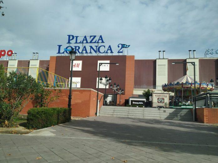 Plaza Loranca 2, libre del cierre perimetral de Fuenlabrada 1