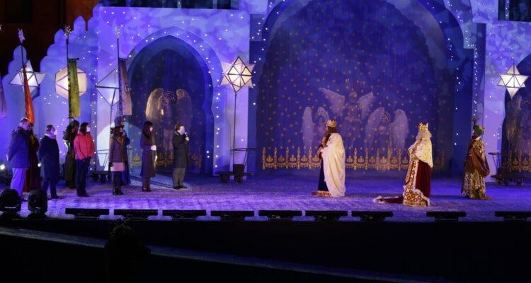 Los Reyes Magos llenaron Madrid de ilusión y esperanza 5