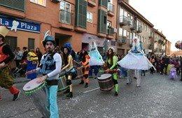 La Covid-19 obliga a cancelar el carnaval de Paracuellos 1
