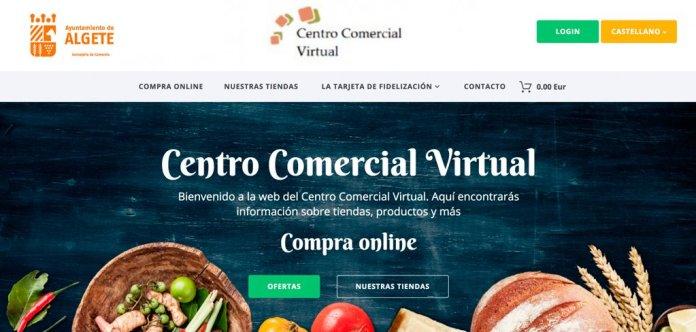Arranca la plataforma de comercio virtual en Algete 3