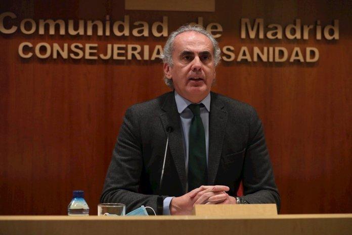 Madrid arranca la semana con toque de queda a las 22 horas 1