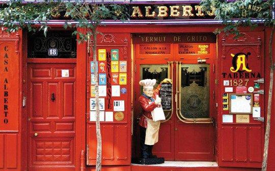 Restaurantes centenarios de Madrid: cultura y turismo de interés general 7