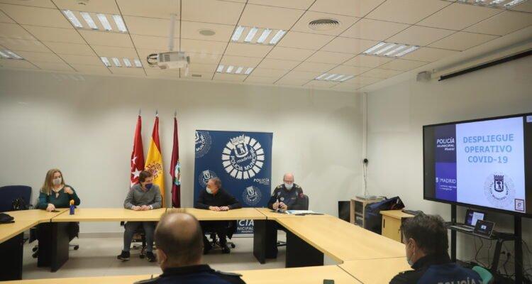 Madrid garantizará el cumplimiento de las restricciones con más de 200 agentes 1