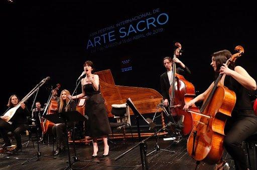Festival de Arte Sacro 2021 en la Comunidad de Madrid 1