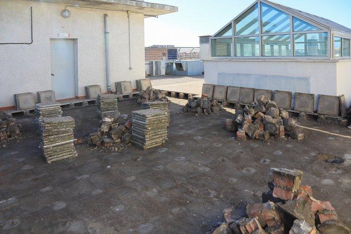 Comienzan las obras de ampliación del Centro Cívico de Getafe Norte 2