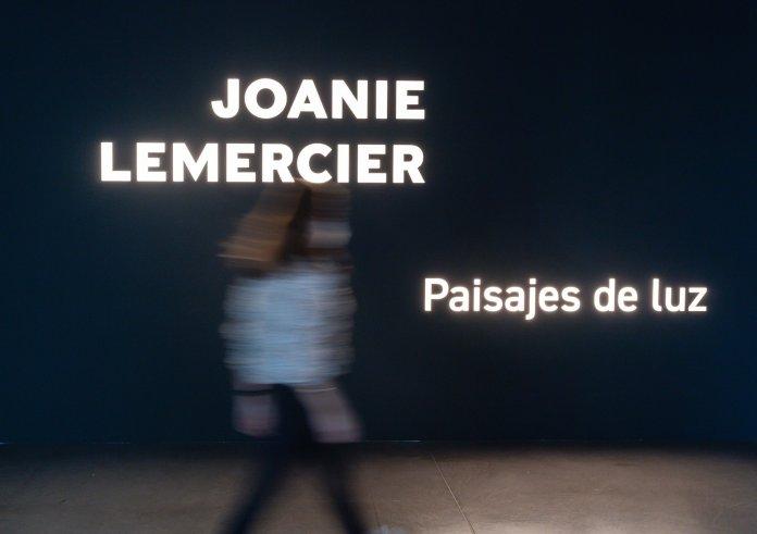 'Joanie Lemercier. Paisajes de Luz' 1