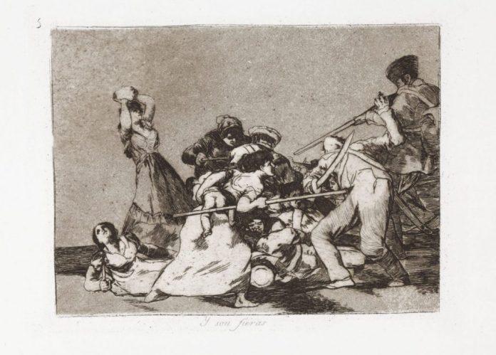 'Las mujeres de Goya' en Hoyo de Manzanares 1