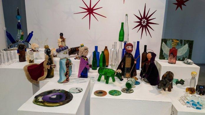 El Museo de Arte en Vidrio de Alcorcón abrirá también en fin de semana 1