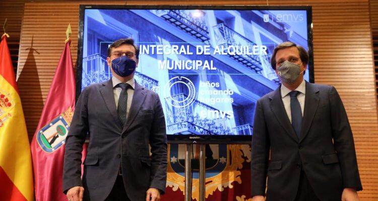Reviva: el Ayuntamiento de Madrid apuesta fuerte por el alquiler 4