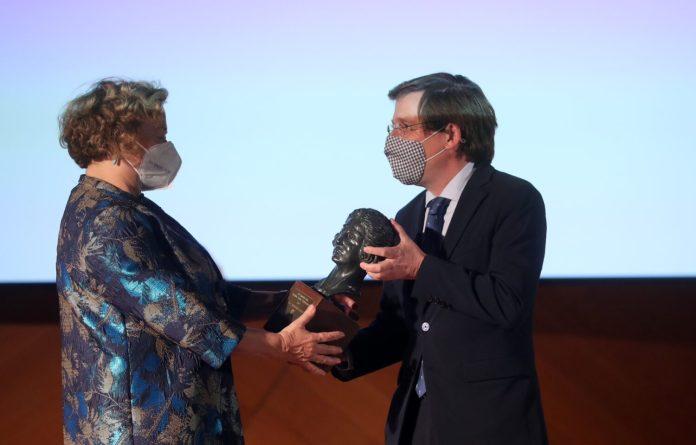El Ayuntamiento de Madrid celebra el 8M con la ausencia de VOX 1