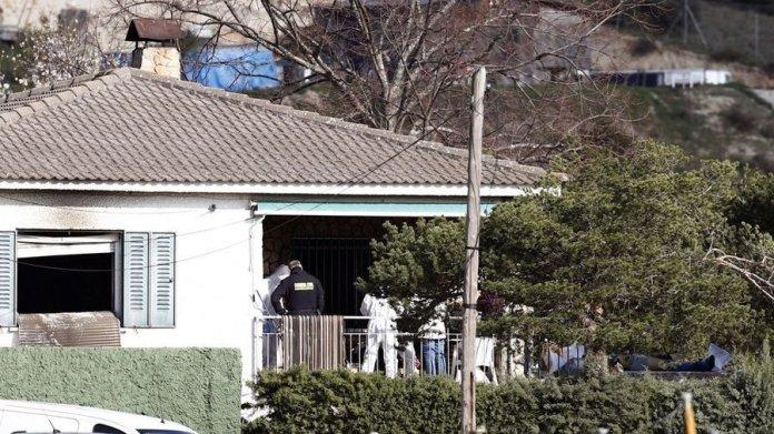 El presunto homicida de El Molar tenía dos escopetas en casa 1