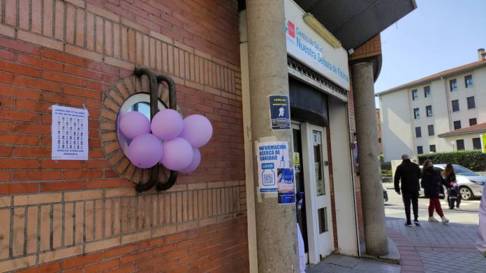 Los médicos de Atención Primaria de Madrid comienzan su huelga indefinida 1