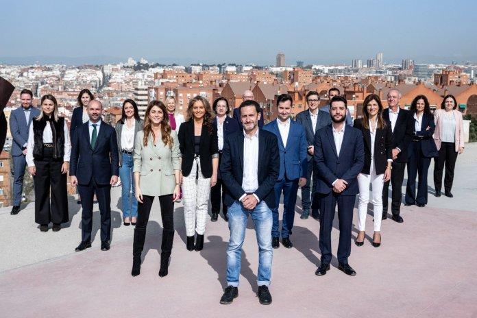 El 'nuevo' Ciudadanos de Bal apuesta por el continuismo es su lista 2