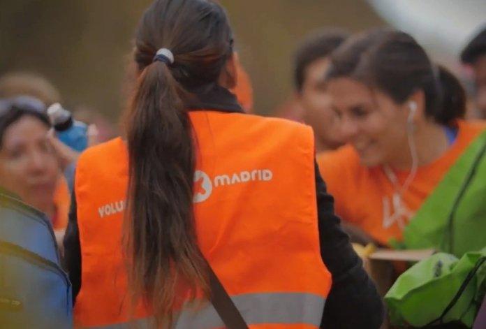 comunidad de madrid voluntariado