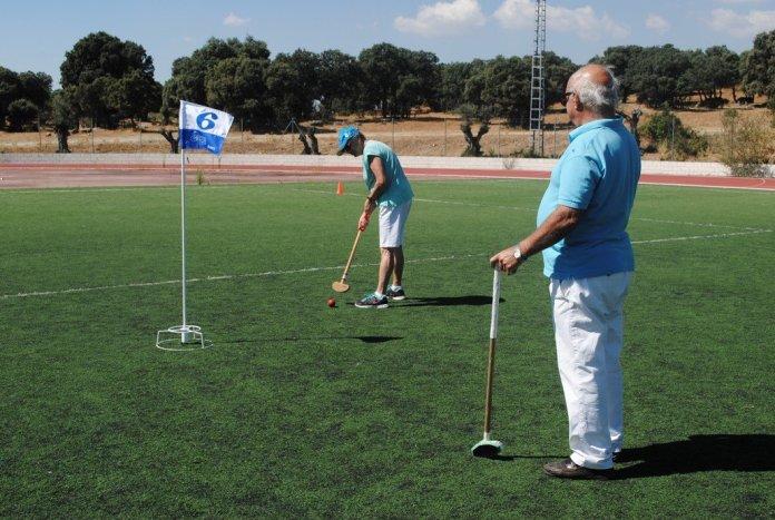 ground golf galapagar